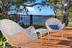 Hidden Luxury on the water! Bayview Cottage Only, Apartments - Soldiers Point