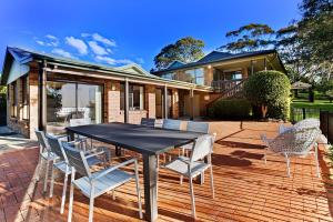Hidden Luxury on the water! Bayview Cottage Only, Apartments  Soldiers Point - big - 7