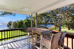 Hidden Luxury on the water! Bayview House Only, Appartamenti  Soldiers Point - big - 11