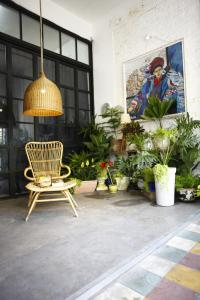 Center District 1 - Spacious Loft with garden - Xóm Chiếu