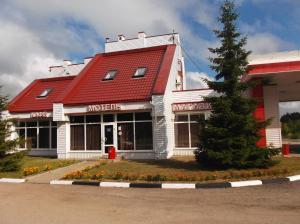 Motel PTK Sebezh - Shchukino