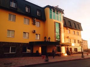 Hotel Anzas - Ust'-Kamyshta
