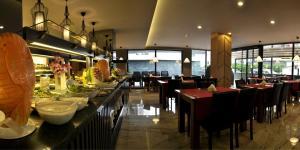 Oba Star Hotel - Ultra All Inclusive, Szállodák  Alanya - big - 60