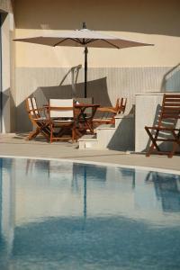 Apart Complex Aquamarine, Aparthotely  Obzor - big - 34