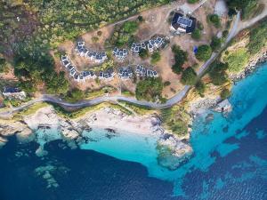Location gîte, chambres d'hotes VVF Villages « La Plage des Grands Sables » Île-de-Groix dans le département Morbihan 56