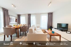 Sweet Inn Apartments - Major Rene Dubreucq - Brussels