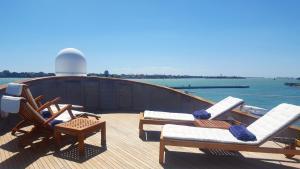 Yacht Bert Venezia - Isola della Certosa
