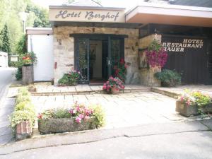 Hotel Berghof - Echtershausen