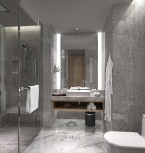Jinan Inzone Royal Plaza Hotels, Hotely  Jinan - big - 4