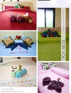 4 seasons mini house, Resort  Nakhon Si Thammarat - big - 12