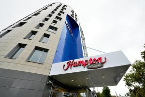 Отель Hampton by Hilton Voronezh, Воронеж