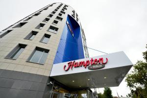 Отель Hampton by Hilton Voronezh, Подклетное