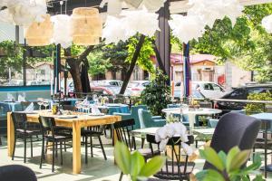 City Park Hotel, Hotely  Skopje - big - 48
