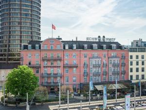Hotel Schweizerhof Basel, Базель