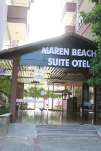 Апарт-отель Maren Beach Apart Hotel, Алания