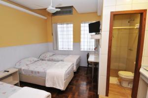 Hotel Ivo De Conto, Отели  Порту-Алегри - big - 21