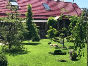 Guesthouse Saksonia, Pensionen  Goryachiy Klyuch - big - 102