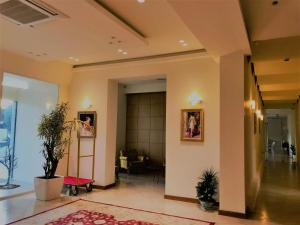 Grand White City Hotel, Отели  Берат - big - 58