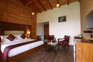 Deluxe Room The Moksh Eco Inn