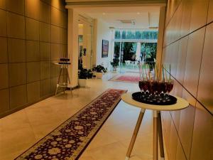 Grand White City Hotel, Отели  Берат - big - 54