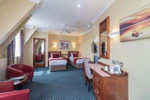Cosmopolitan Hotel, Hotely  Leeds - big - 19