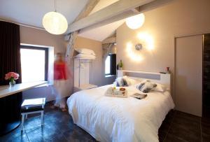 Location gîte, chambres d'hotes Les Fleurines Boutique Hôtel Centre Ville dans le département Aveyron 12