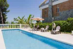 obrázek - Luar, preciosa villa con piscina en Málaga