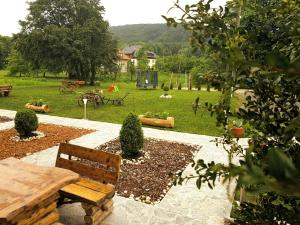 Guesthouse Green Valley, Penziony  Jezerce - big - 83