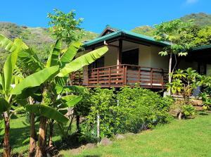 . Maison Heipua à Hiva Oa