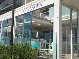 Hotel Astoria, Hotely  Caorle - big - 56