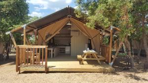 Glamping in Camping Park Soline, 23210 Biograd na Moru