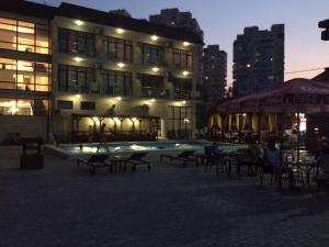 Отель Мари Арт