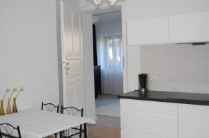 Apartament z ogrodem/Apartment with garden