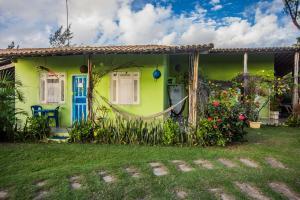 Vila Verde Chalés, Гостевые дома  Estância - big - 96
