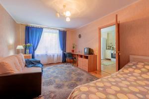 Уютная квартира в 3-х минутах от метро - Bol'shaya Kushelëvka