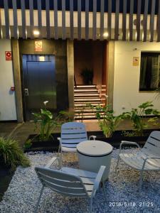 Apartamentos Córdoba Atrium, Apartmány  Córdoba - big - 88