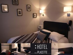 Hotel de la Placette Barcelonnette, Hotels  Barcelonnette - big - 41