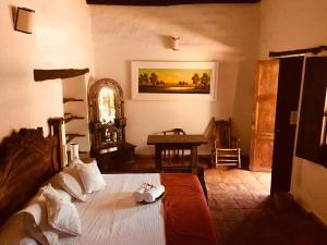 La Serrana Hostal Spa, Hotels  Socorro - big - 24