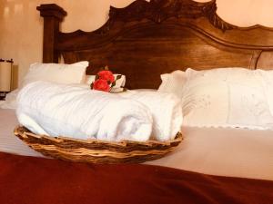 La Serrana Hostal Spa, Hotels  Socorro - big - 22
