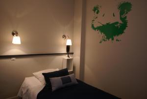 Hotel de la Placette Barcelonnette, Hotels  Barcelonnette - big - 84