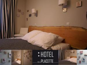 Hotel de la Placette Barcelonnette, Hotels  Barcelonnette - big - 37
