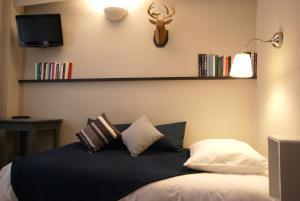 Hotel de la Placette Barcelonnette, Hotels  Barcelonnette - big - 78