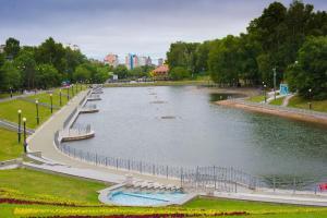 Appartaments Vostrecova 17, Inns  Khabarovsk - big - 17