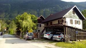 Apartma Planinski raj - Apartment - Bovec