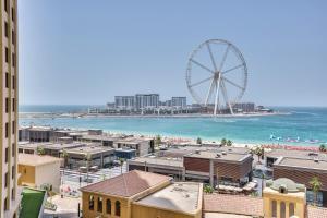 Apricus Holiday Homes - Rimal 4 Sea view studio - Dubai