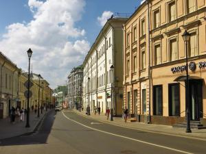 Хостел Green, Москва