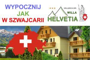 Willa Helvetia Wellness & SPA