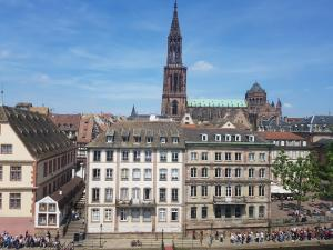 obrázek - The Roof of Strasbourg