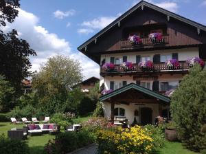 3 hvězdičkový hotel Landhaus Ertle Bad Wiessee Německo