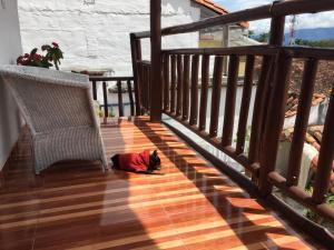 La Serrana Hostal Spa, Hotels  Socorro - big - 15